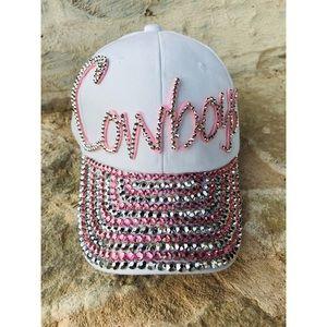 Accessories - ⭐️ Dallas Cowboys Hat Cap Bling rhinestones glitz